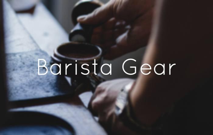 Barista Gear