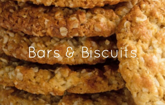 Bars & Biscuits