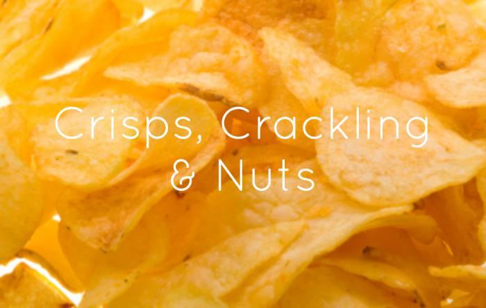 Crisps, Crackling & Nuts