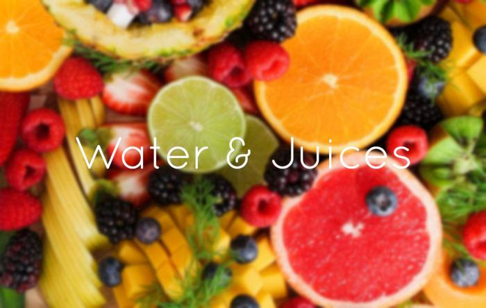 Water & Juices