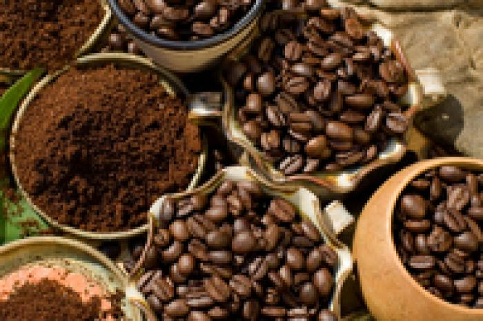 Retail Coffee Beans