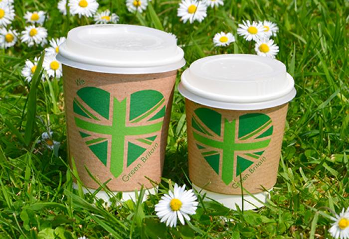 Looking after Green Britain with Vegware